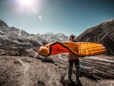 rando inside, sac de couchage, randonner léger, blog randonnée